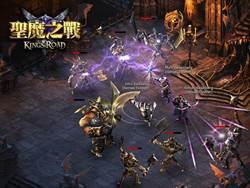 《聖魔之戰》最精緻華麗的美式網頁遊戲