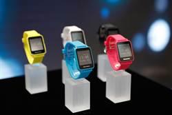 Sharkey智慧錶 配NFC安全支付晶片