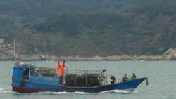 大陸2漁船越界捕魚 馬祖海巡隊開罰