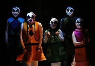 《跟著沙彌moonwalk去》 傳統與現代的媒合