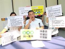 徐中雄批「膨風龍」 將同黨邊緣化