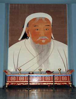 蒙古人神威! 400年建立21個國家
