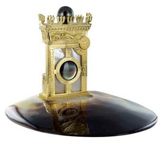 S.T. Dupont王者珍珠系列  與珠寶建築大師Philippe Tournaire合作