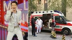 哈林心臟疾病堪憂 錄節目疑配救護車