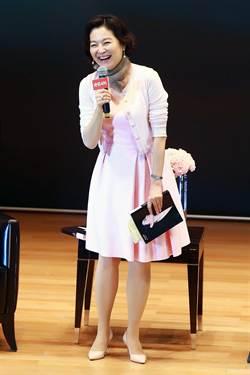 林青霞出新書 龍應台:謝謝當年送飯菜