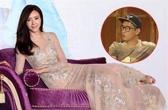 「陸版林志玲」周韋彤撒謊 惹怒陳小春