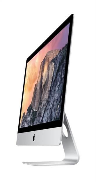 蘋果iMac配備Retina 5K顯示器 資訊月登場