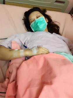 陳維齡早產 下午剖腹母女平安