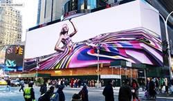 Google成為紐約時代廣場新霸主!?史上最大的廣告互動看板!