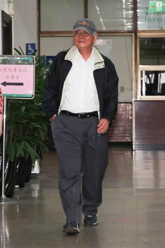 前高院庭長李文成作偽證  9月執行可服1080小時勞動