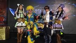 《魔物獵人FRONTIER G》全新上線 還真粉墨登場啊!!