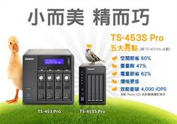 威聯通發表2.5吋SSD NAS
