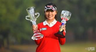 日本LPGA錦標賽 盧曉晴摘冠