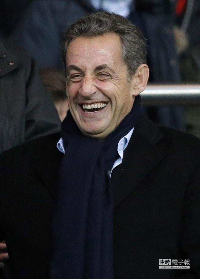 前法國總統薩科奇當選「人民運動聯盟」(UMP)黨主席,將進行政黨改造。(圖取自美聯社)