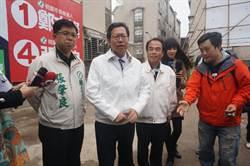 鄭文燦龍潭謝票 痛批《聯合報》民調錯誤