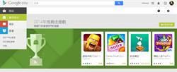 谷歌Play商店公布2014年度暢銷榜