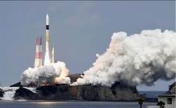 日隼鳥2號小行星探測器 成功升空