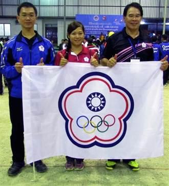 中華法式滾球代表隊 勇闖寮國奪4銅
