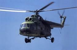 俄米格-8直升機硬著陸 6死傷