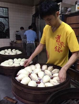 冬至 府城百年餅鋪上千顆菜包供預訂