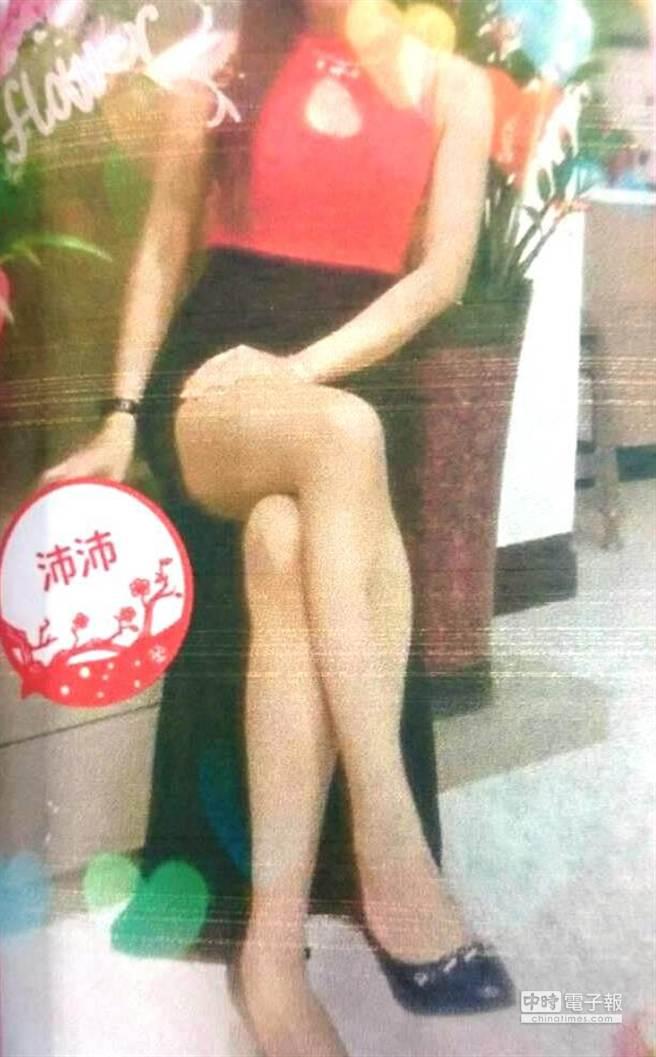 謝姓負責人將旗下3名小姐的照片放在捷克論壇上吸引客人上門光顧。(謝幸恩翻攝)