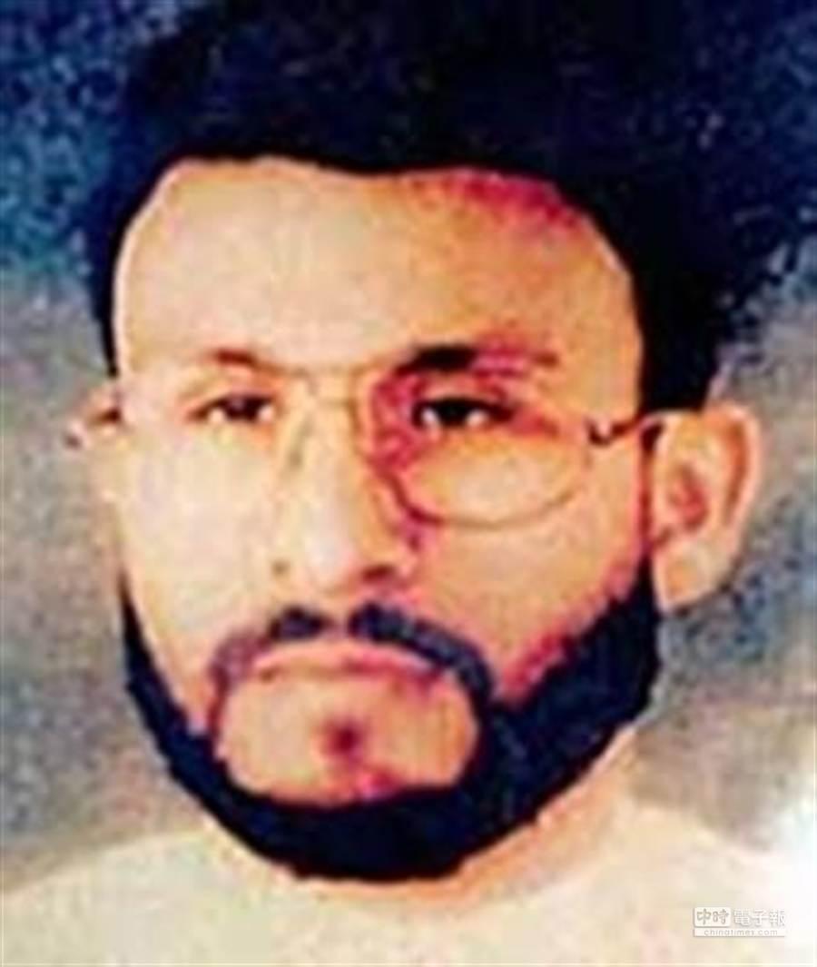 美參院公布CIA虐囚,圖中名叫朱拜達男子慘遭誣賴,受盡各種酷刑。(美聯社檔案照)