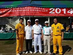 中信兄弟陳智弘、陳江和 泰國當棒球大使