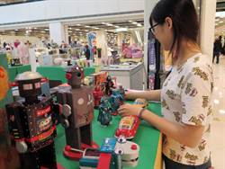 台南三越耶誕市集 美食手工藝品齊聚