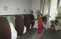 翻轉公廁印象 環保署推公廁有聲書