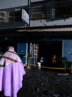 新營金紙店火警 延燒三戶