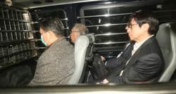 香港特區政府前政務司司長許仕仁因貪腐被判入獄7年半