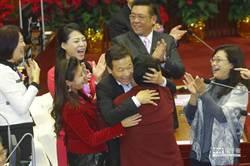 北市議長選舉 吳碧珠32票連任議長