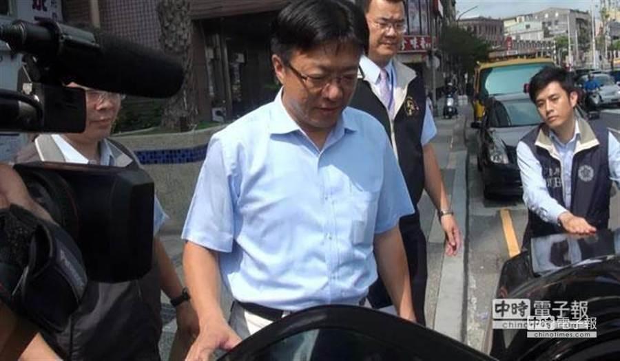 黃景泰因涉貪遭到起訴。(中時資料照)
