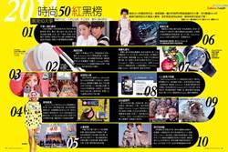 2014時尚50紅黑榜
