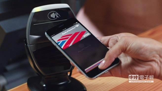 搶攻電子支付大餅,Apple pay來勢洶洶。(圖片來源:蘋果官網)