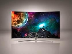 三星SUHD TV  對比、飽和更出色