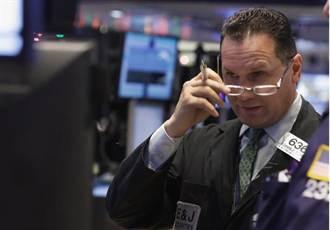 歐元原油雙降 美股大跌