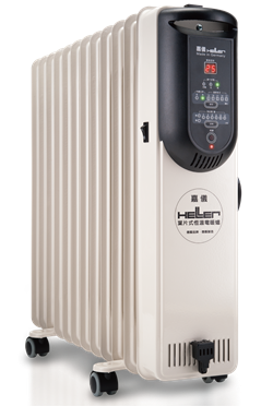 嘉儀企業 引進德國電子式葉片電暖爐