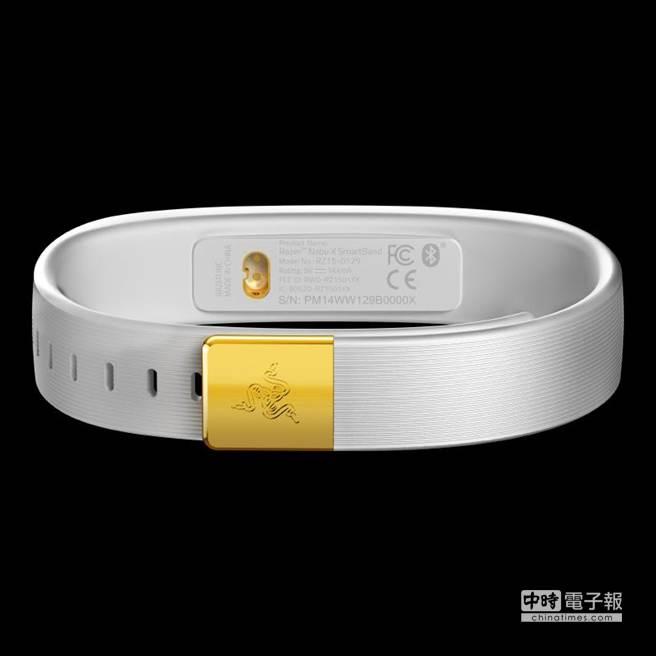 Razer發表新款智慧手環。(Razer提供)