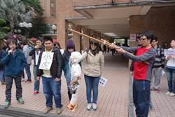 延修將加收雜費 世新學生抗議