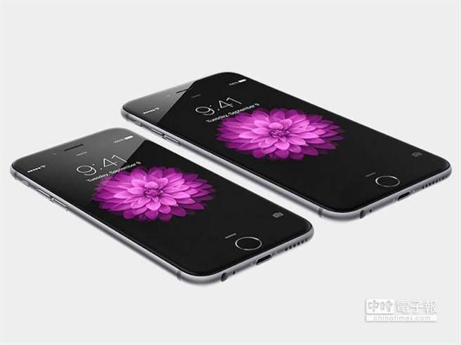 根據瑞士銀行的統計,大陸已超越美國成為蘋果iPhone的最大消費市場,實在驚人。(圖/Apple)