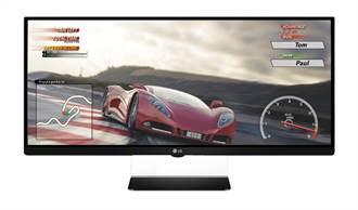 CES/LG發表21:9電競顯示器