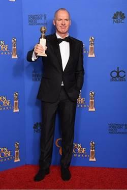 《鳥人》米高基頓奪金球獎喜劇類影帝