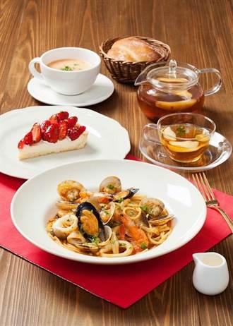 國內少見「義大利湯麵」Afternoon Tea創新推出 日本乳白雞湯及法國馬賽魚湯為主軸 打造全新日式歐風餐飲提案
