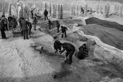 大陸西安發現2艘古船 或有出土文物