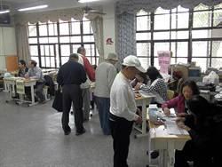 朱 高市得票率99.57%創新高