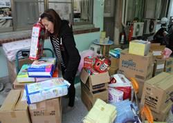 民眾大掃除頻捐雜物 台南嬰兒之家添困擾