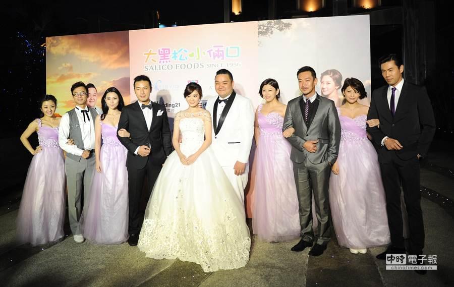 爸爸的新娘 豆花_重量級男星 迎娶山寨版豆花妹 - 娛樂 - 中時
