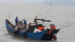 馬祖蝦蛄豐收 大陸漁船非法越界遭捕