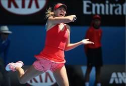 莎拉波娃救回兩個賽末點 挺進澳網第3輪